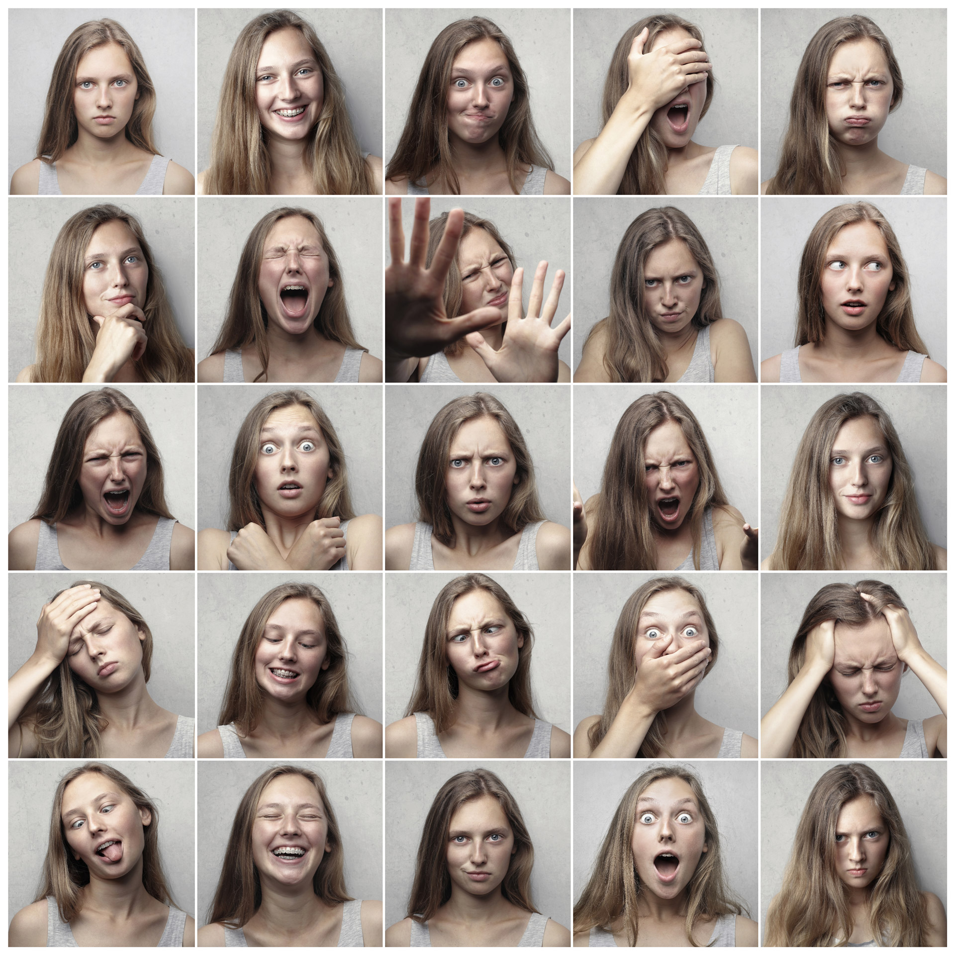collage-photo-of-woman