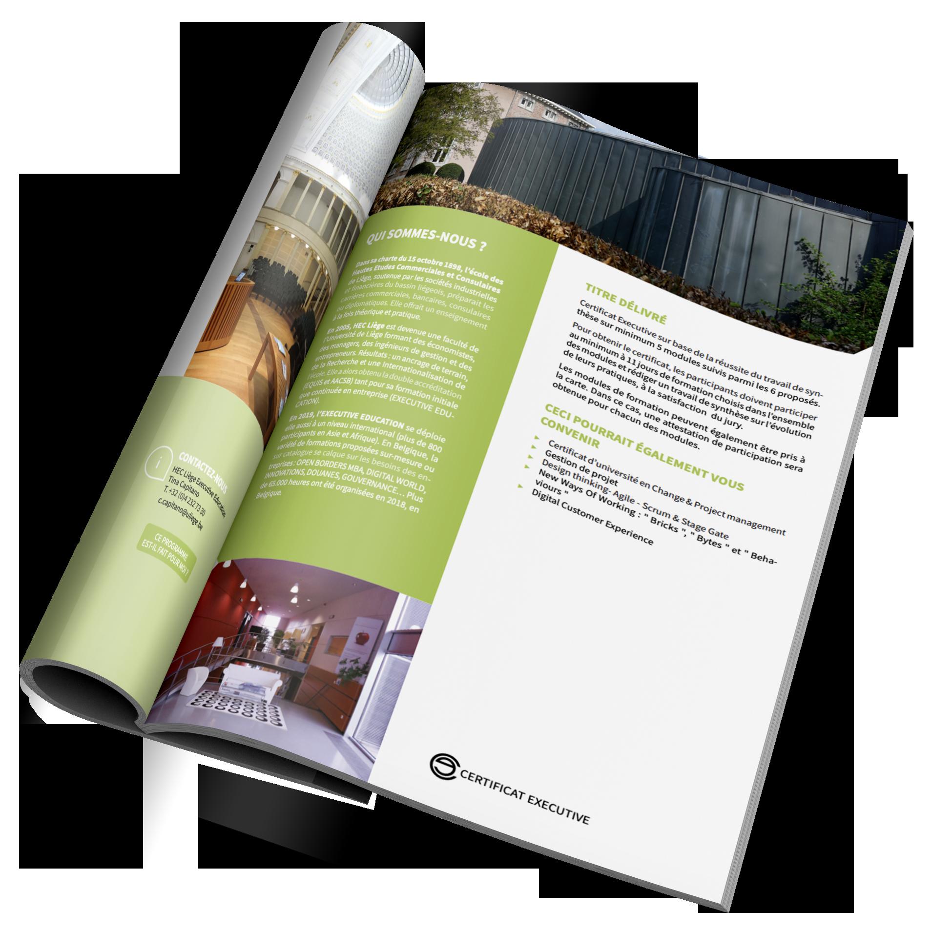 Catalogue ressources humaines et leadership