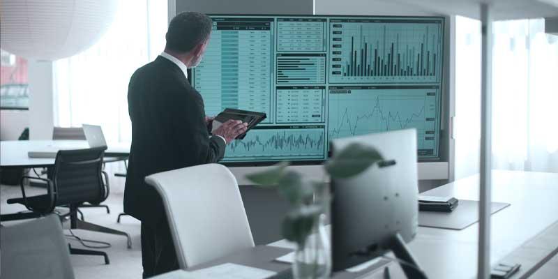 Pour une visualisation professionnelle de vos données d'entreprise